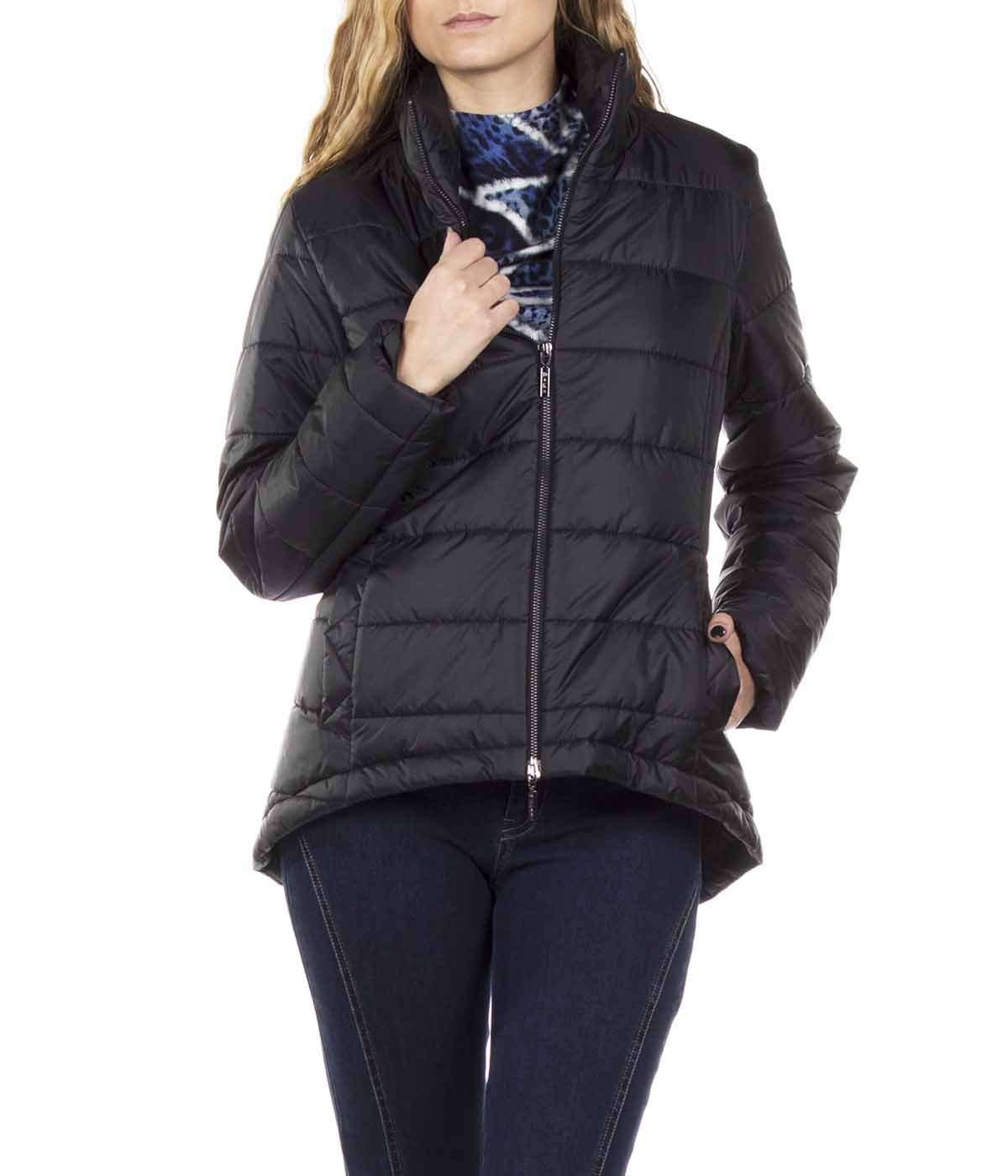 QUILTED DOWN JACKET  3