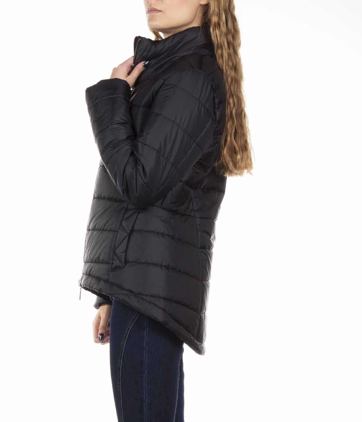 QUILTED DOWN JACKET  4
