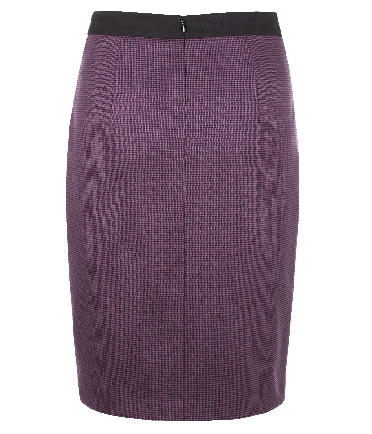 PENCIL SKIRT WITH FRONT SLIT 1