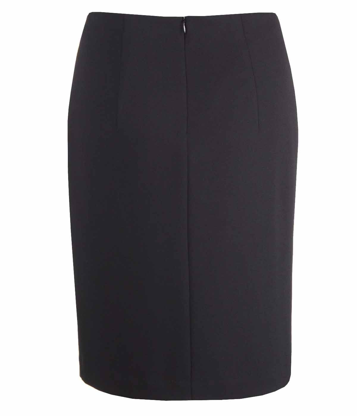PENCIL SKIRT WITH RIBBON 1