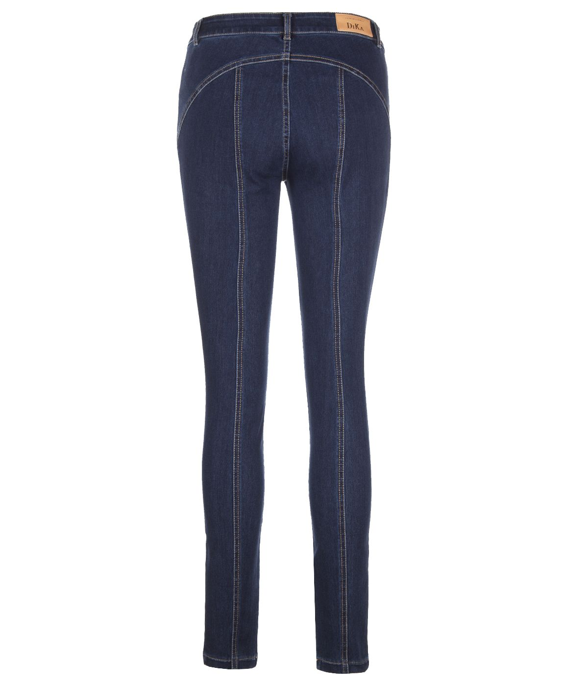 SLIM FIT JEANS WITH 2 ZIPPERS 1