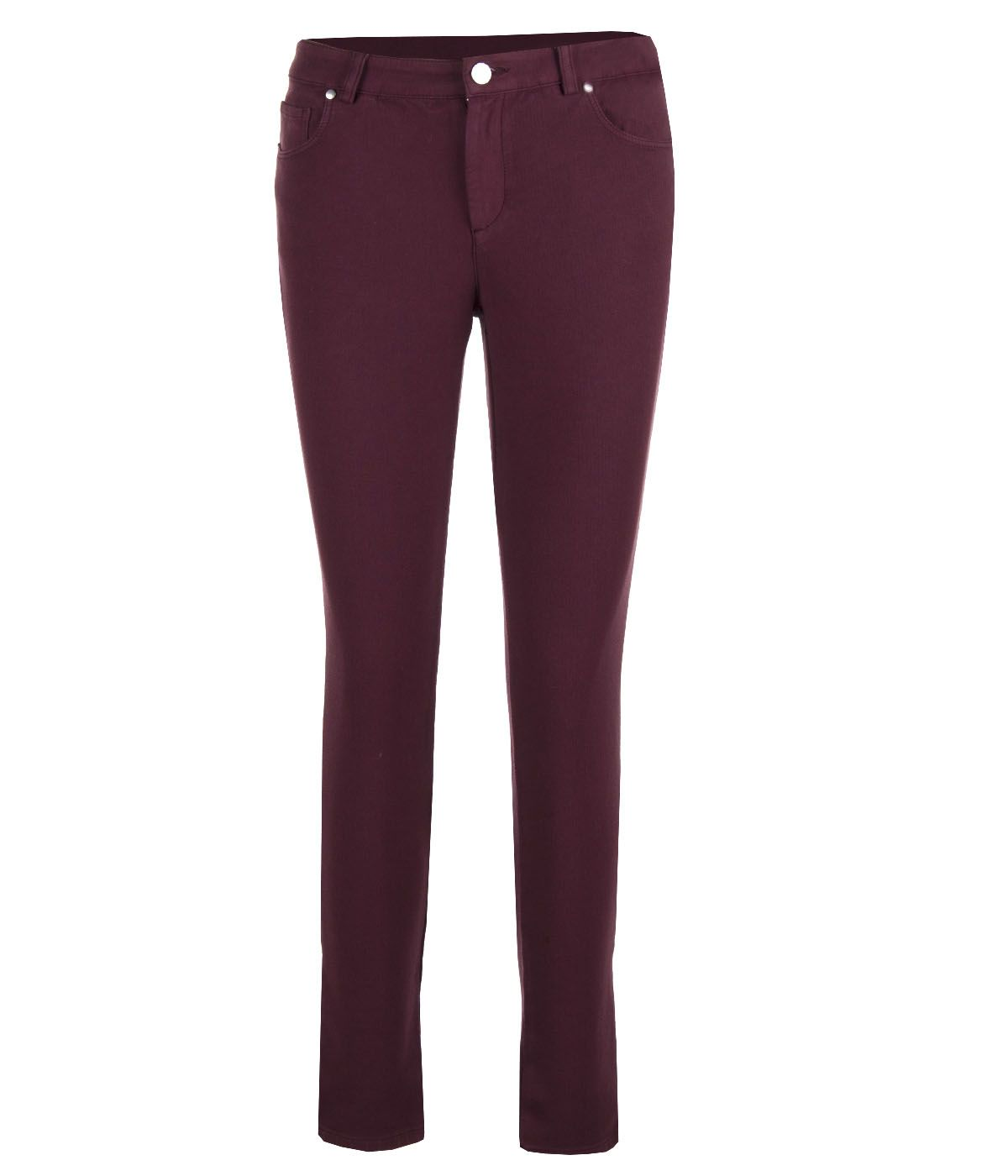 SLIM FIT TROUSERS 0