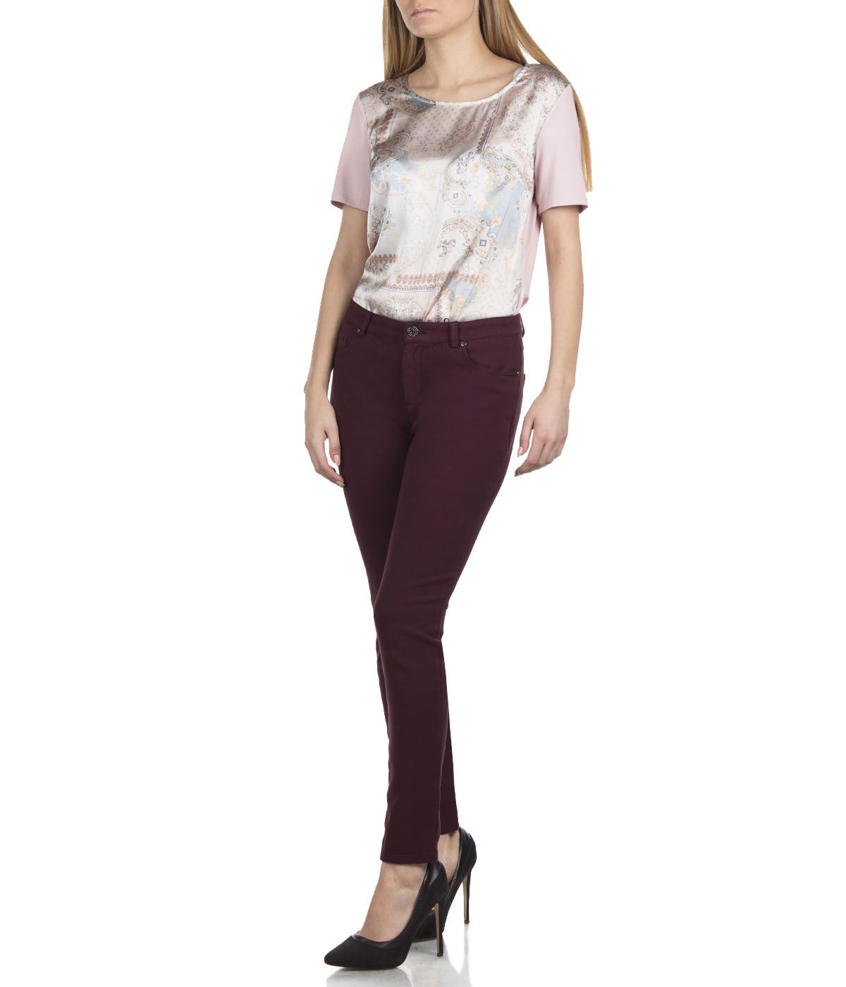 SLIM FIT TROUSERS 2