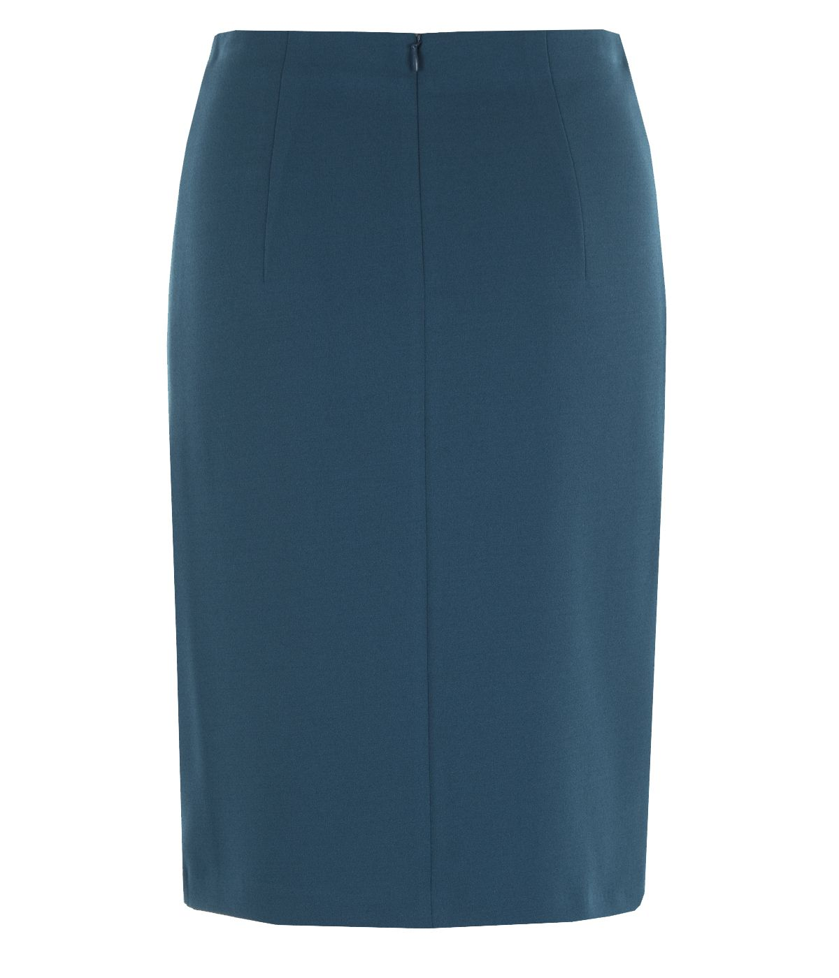 Pencil skirt with decorative element 1