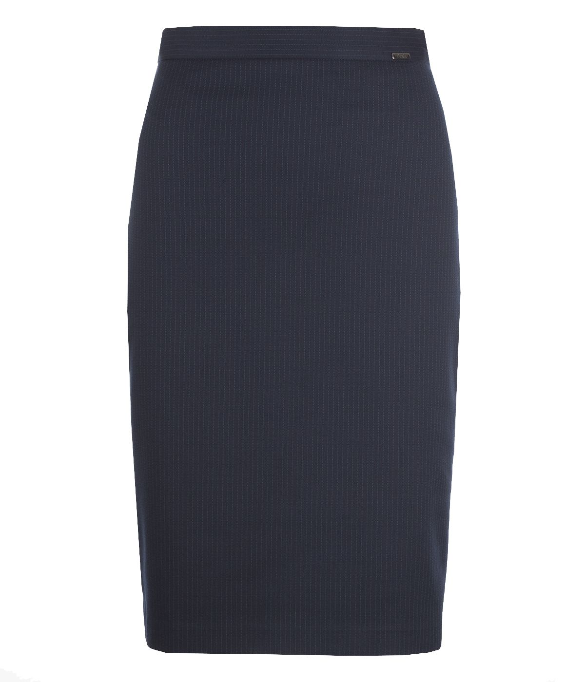 Pencil skirt with viscose  0