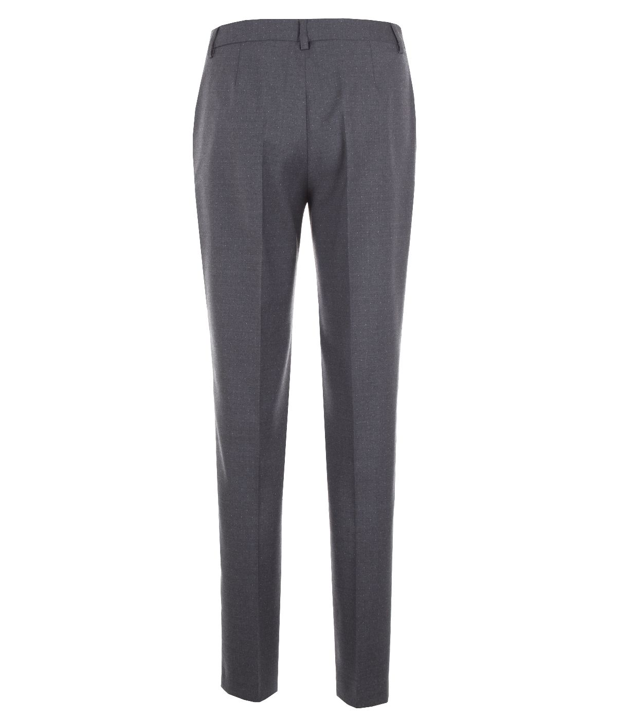 Elegant trousers with crease, with wool 1