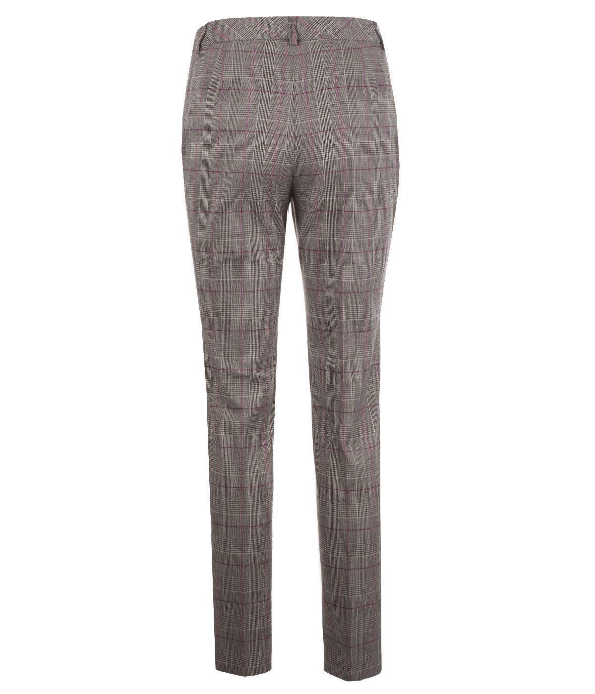 Elegant trousers with crease, with viscose 1