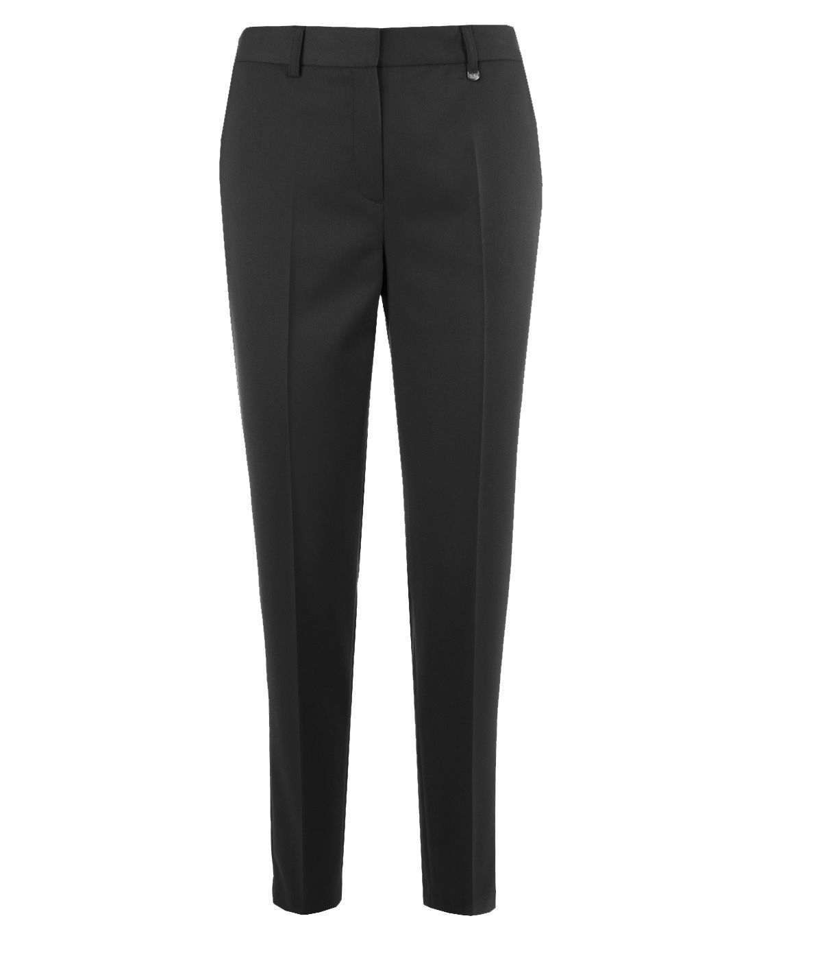 Elegant trousers with crease 0